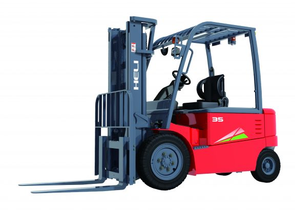 G Series 1-3.5t Electric Forklift Truck