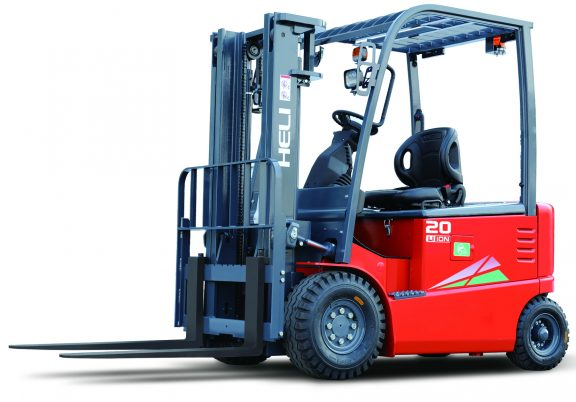 G Series 1-3.5t Lithium-ion Battery Forklift Truck