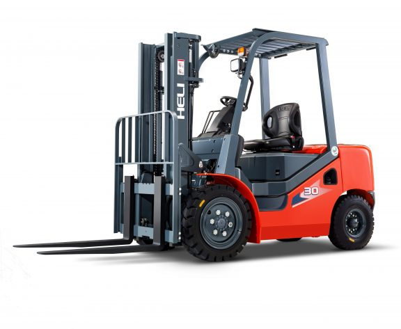 H3 Series 1-3.5t IC Forklift Truck