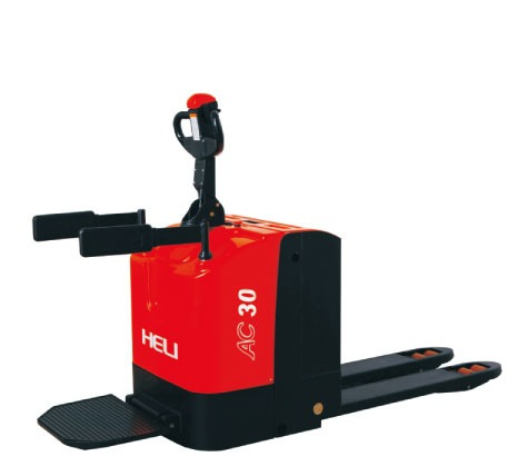 Electric pallet truck – Walk-behind/Ride-on – 4500 to 6600lbs