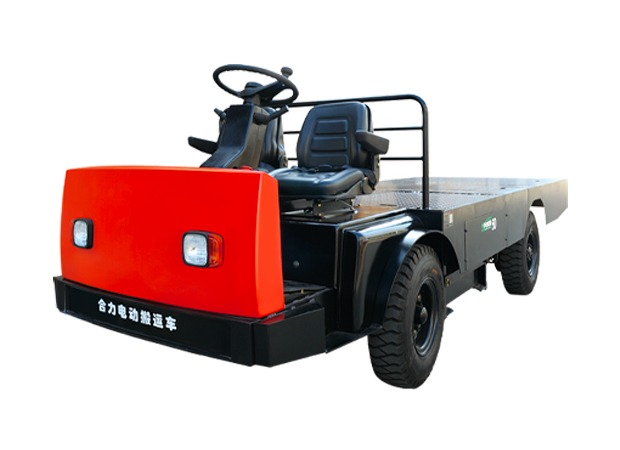 4 Wheels Sit-down Electric Burden Carrier 2,200-11,000lbs