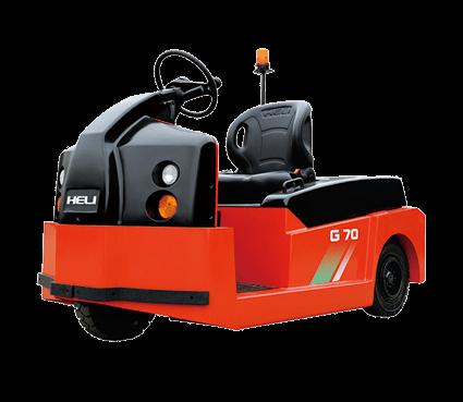 3 roues – Embarqué – Tracteur électrique de remorquage 4500-15500lbs