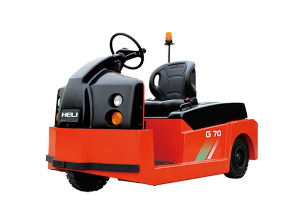 3 Wheels Sit-down Electric Tow Tractor 4,500-15,500lbs