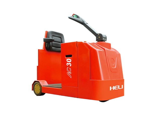 3 Wheels Stand-up Electric Tow Tractor 4,500-10,000lbs